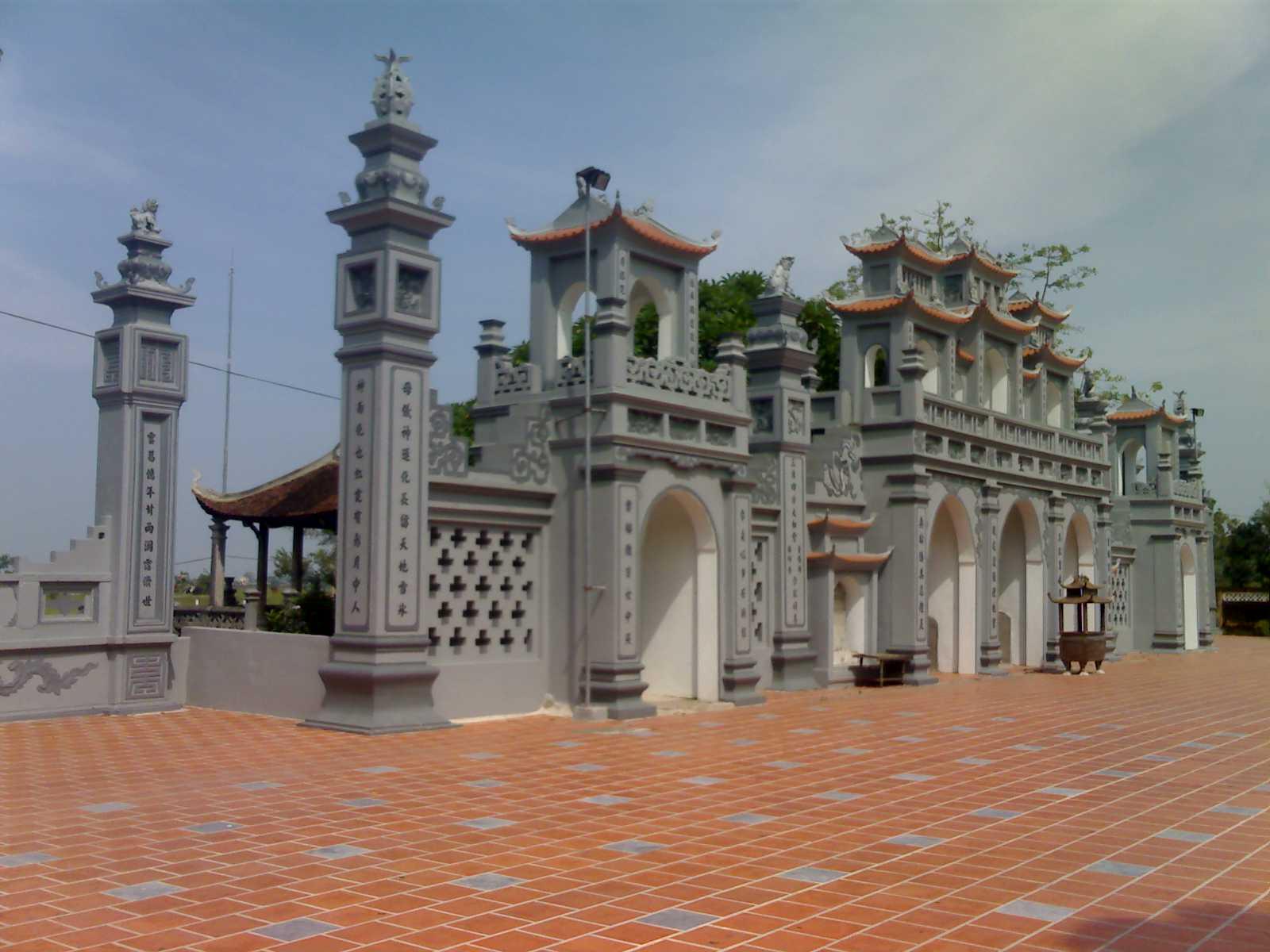 Đền Vĩnh Lại