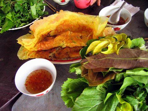 bánh xèo Long Hải - Đặc sản Vũng Tàu.