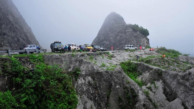 Đèo Thung Khe, điểm du lịch hấp dẫn ở Mai Châu.