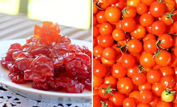 Mứt cà chua - Đặc sản Đà Lạt.