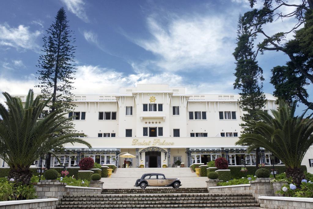 Dalat Palace Hotel.