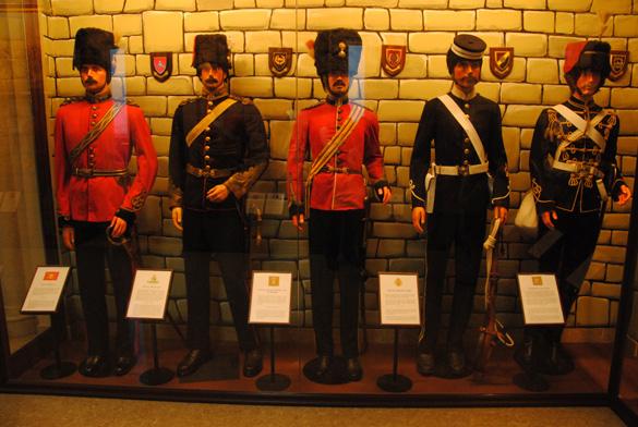Bảo tàng vũ khí cỏ Vũn Tàu