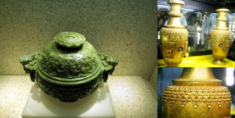 Bảo tàng cổ vật (mỹ thuât) cung đình Huế