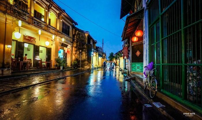 Một Hội an lãng mạn sau cơn mưa