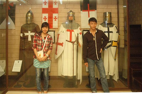 Tham quan bảo tàng vũ khí - Điều bạn không nên bỏ lỡ ở Vũng Tàu