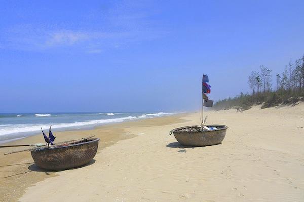 Bãi biển An Bằng - Điểm du lịch Hội An hấp dẫn.
