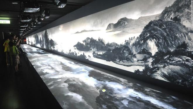 Bạn có thể cho rằng sẽ chỉ thấy chúng ở Bắc Kinh hoặc Thượng Hải nhưng trên thực tế Cung Bảo tàng là nơi sở hữu một trong những bộ sưu tập nghệ thuật và hiện vật Trung Quốc lớn nhất thế giới