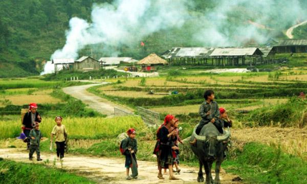 Bản Tả Phìn - điểm du lịch ở xa trung tâm sapa
