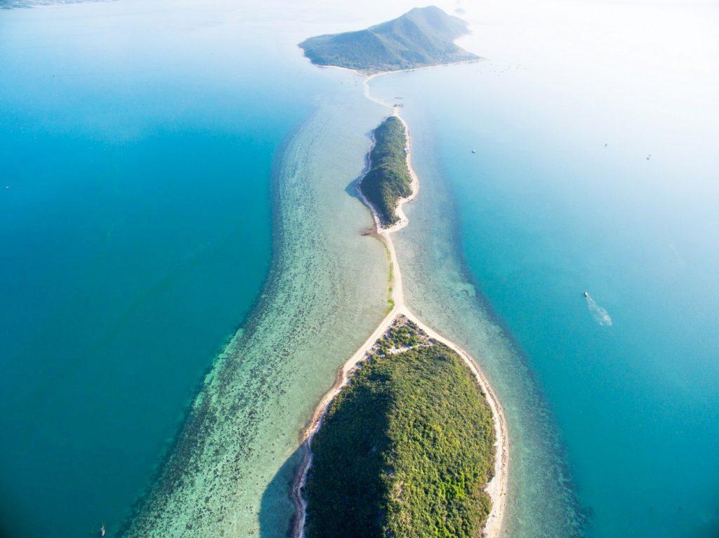 Đảo Điệp Sơn.