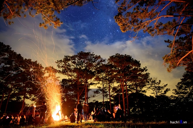 5 điểm thơ mộng ở Đà Lạt không lo đông đúc