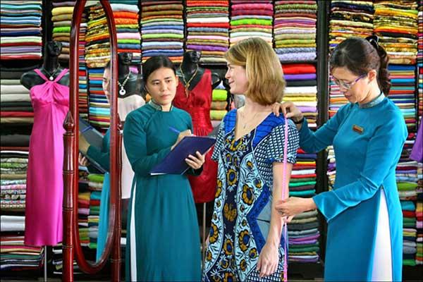 B'lan Silk – 23 Trần Phú.