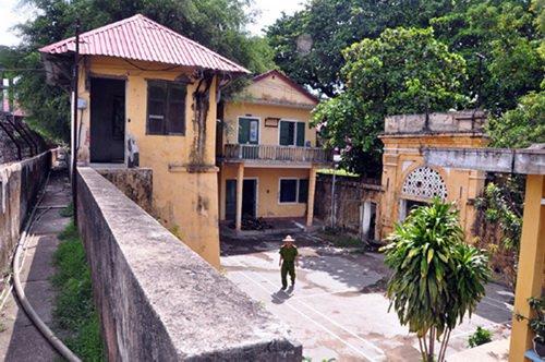Nhà lao Thừa Phủ là nơi giam giữ cố Đại tướng Võ Nguyên Giáp những năm 30 thế kỷ 19