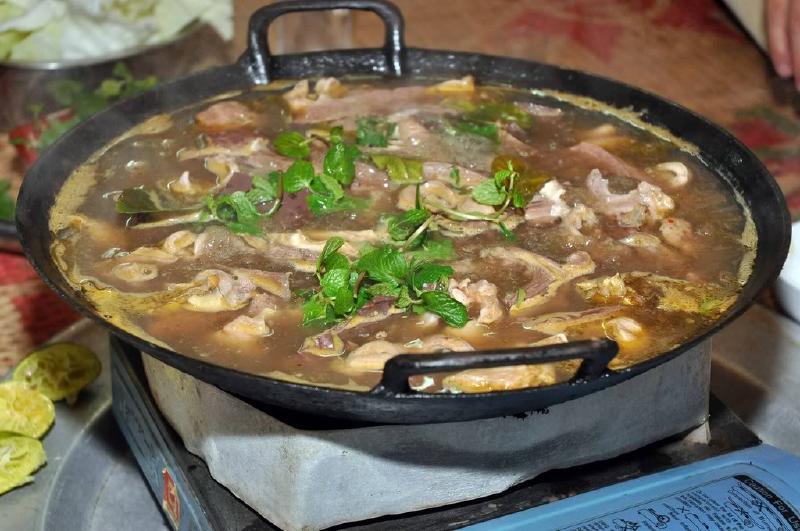Những món ngon nổi tiếng Hà Giang