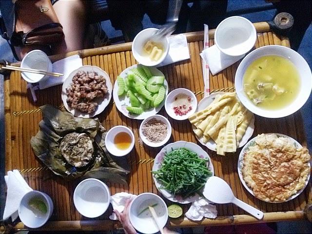 Những món ăn hấp dẫn ở Mộc Châu