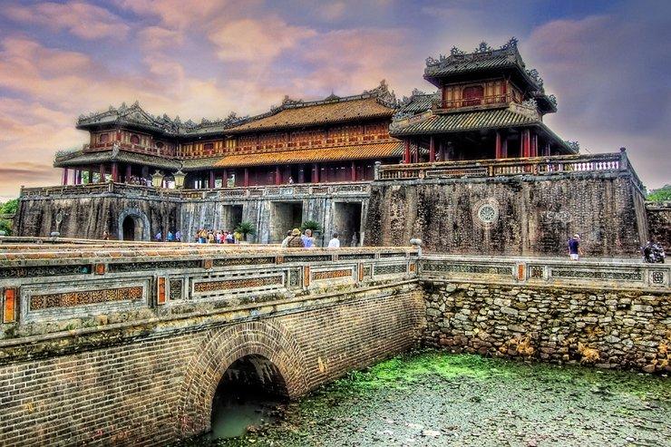 Huế - Địa điểm du lịch Tết 2017 cổ kính, lãng mạn