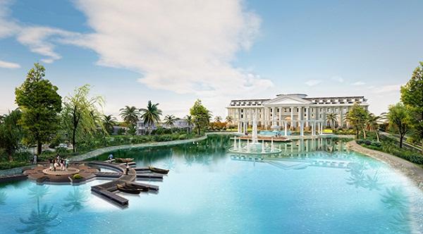 FLC Vĩnh Thịnh Resort.