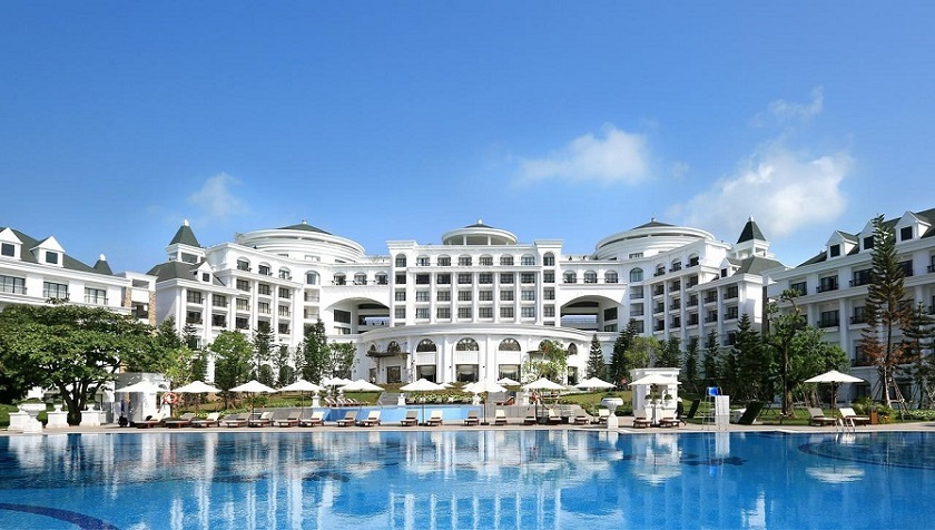 Vinpearl Ha Long Bay Resort.