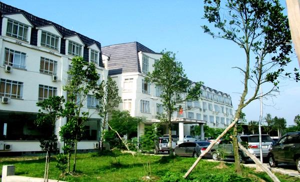 Thanh Thủy Resort.