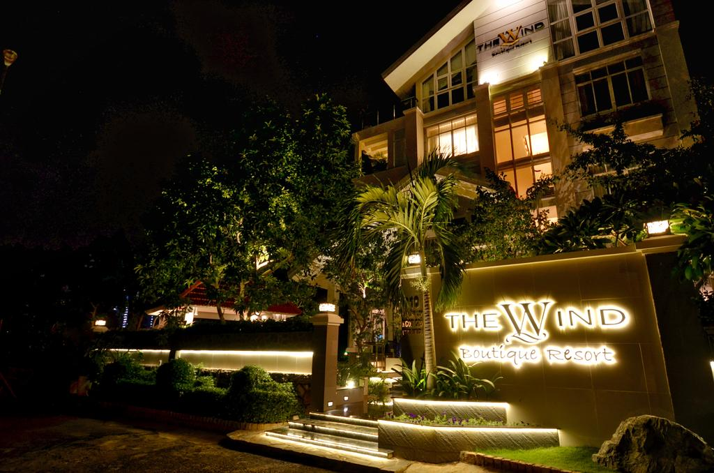 The Wind Boutique Resort.