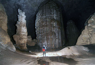 Chinh phục đệ nhất hang động Việt Nam - Sơn Đoòng