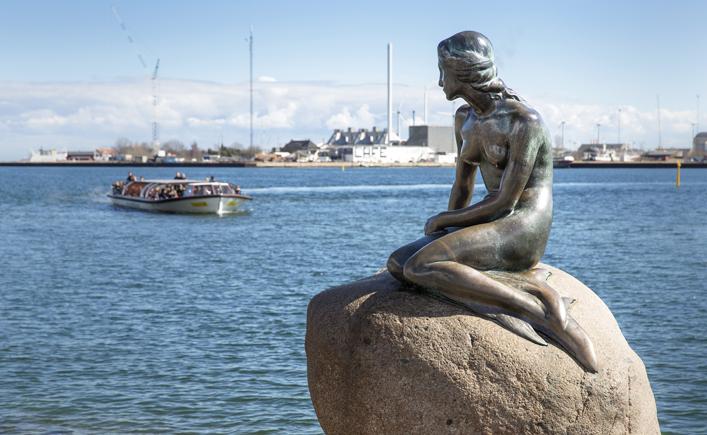 Copenhagen, thành phố nàng tiên cá nghỉ chân