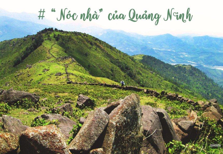 Cung đường biên giới tuyệt đẹp ở Quảng Ninh