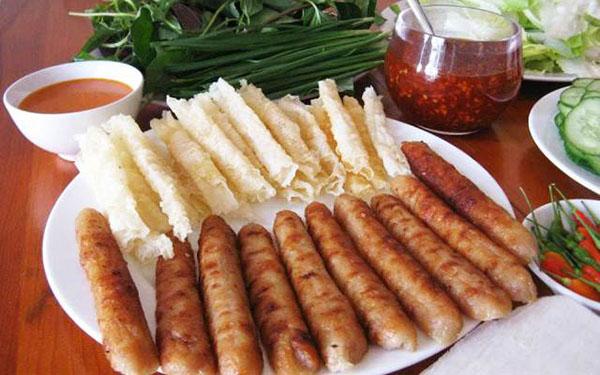 Nem nướng Ninh Hòa - đặc sản Nha Trang