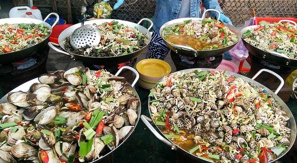 Nha Trang được mệnh danh là thiên đường cho tín đồ mê ăn ốc.
