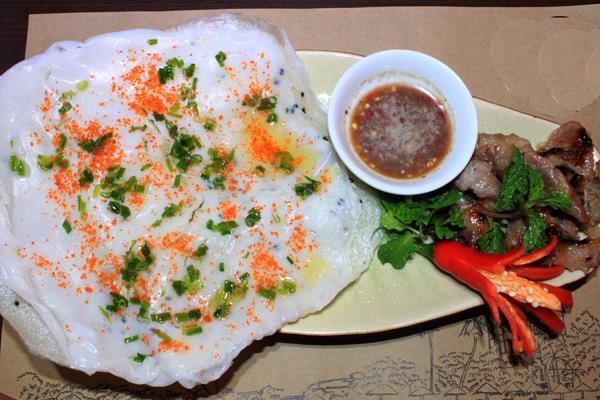 Bánh ướt Diên Khánh.