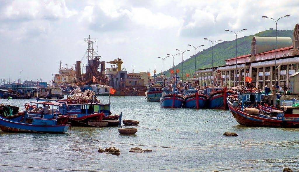 mua hải sản tươi sống tại Nha Trang