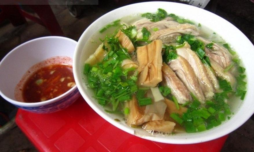 Bún ngan Minh Tuấn