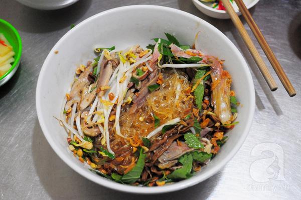 Miến ngan trộn Quỳnh Thư