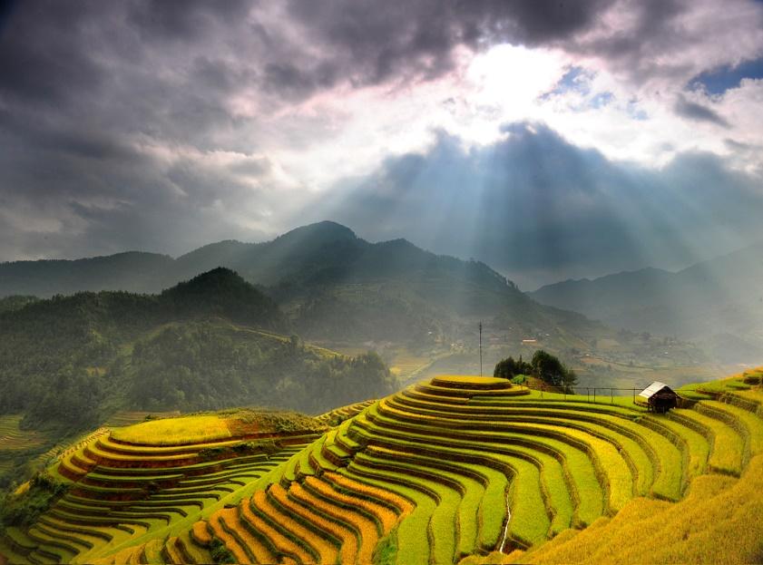 Đèo Khau Phạ - Con đèo hiểm trở của Tây Bắc