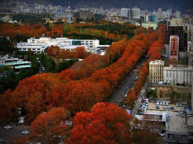 Ở Tehran, Iran