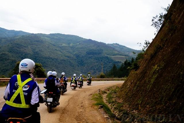 Lưu ý khi đi du lịch tây bắc, đông bắc bằng xe máy