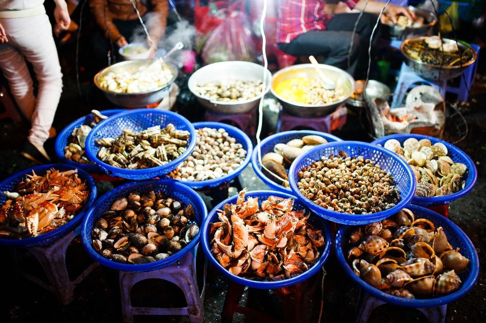 Địa chỉ ăn đêm ở Nha Trang