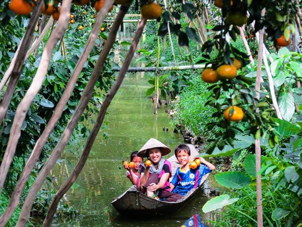 Những điểm du lịch nổi tiếng Vĩnh Long