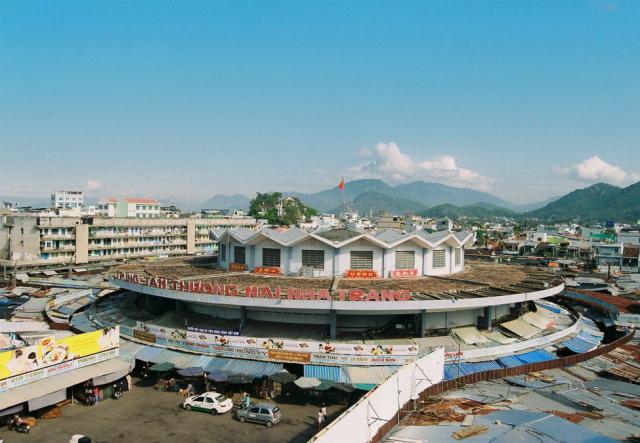 Chợ Đầm – Địa điểm mua sắm lớn nhất tại Nha Trang
