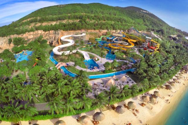 Toàn cảnh công viên giải trí hiện đại nhất Việt Nam – Vinpearl Land Nha Trang