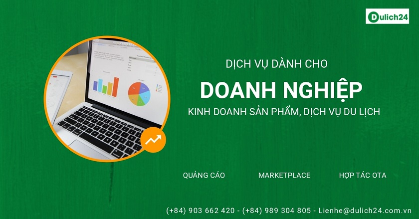 Giới thiệu dịch vụ của Dulich24.com.vn cho doanh nghiệp