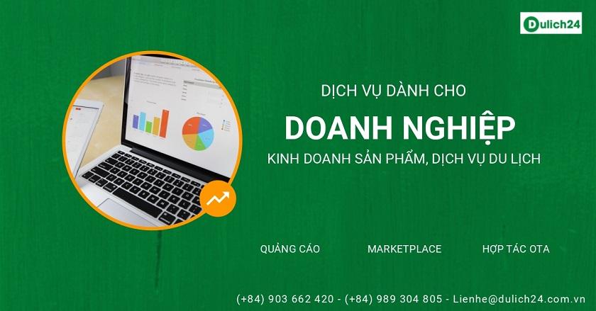 Giới thiệu dịch vụ của Dulich24.com.vn cho doanh nghiệp