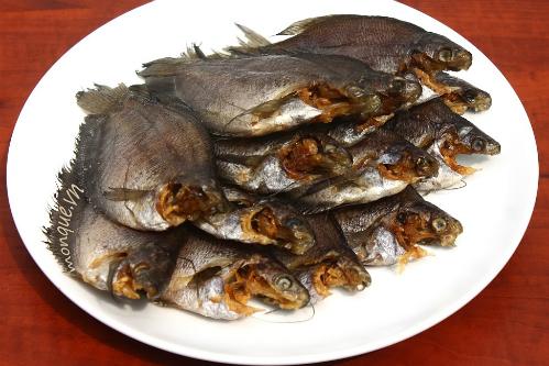 Để con cá đạt độ dai ngon, người ta phơi nhiều nhất hai nắng, không được kéo dài vì thịt cá khô sẽ mất mùi thơm đặc trưng và không còn ngon đúng vị