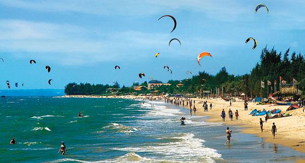 Top 5 bãi biển đẹp gần Sài Gòn cho chuyến du lịch 30/4 -1/5