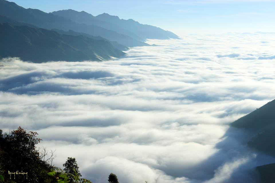 Thiên đường mây Tà Xùa