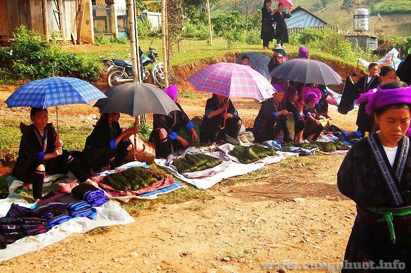 Lên tủa Chùa, Điện Biên đi chợ phiên Xá Nhè
