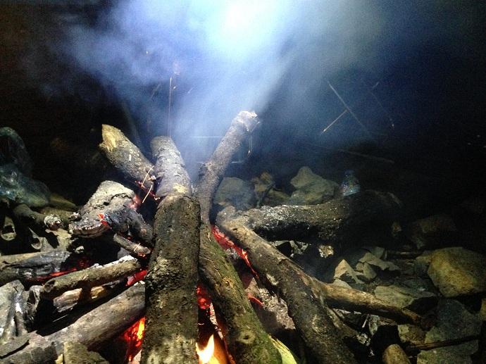 Kinh nghiệm cắm trại trên Tam Đảo