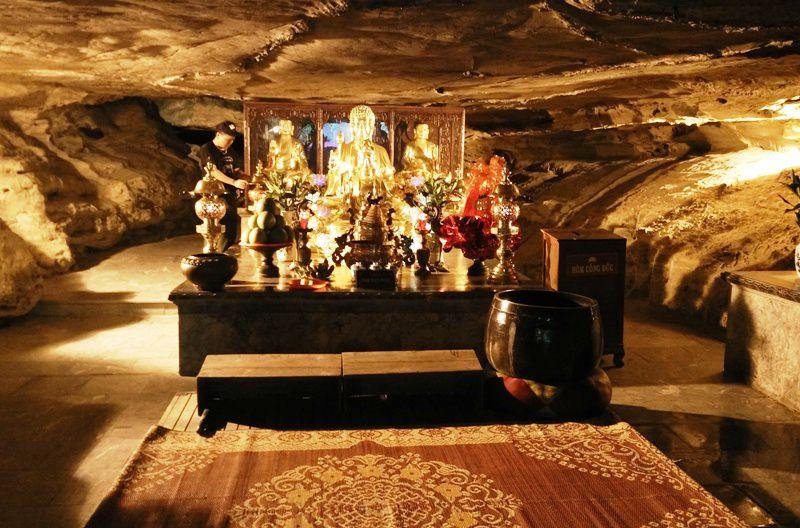 Chùa Bái Đính cổ (ảnh dantri.com.vn)