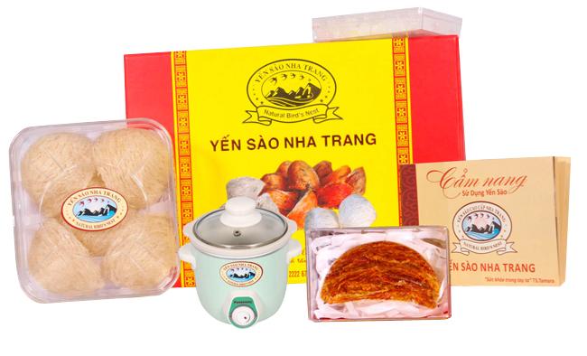 Yến sào Nha Trang