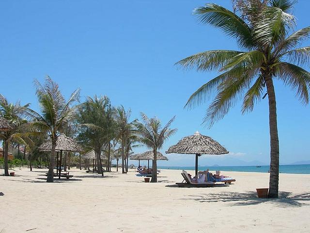Những bãi biển đẹp nhất miền Trung