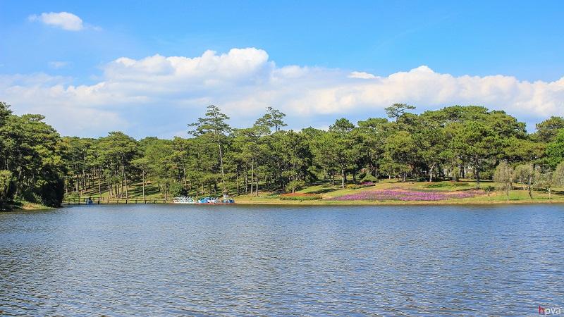 Hồ Than Thở - Điểm du lịch Đà Lạt hấp dẫn.